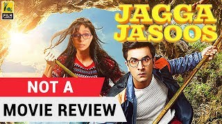 download lagu Jagga Jasoos  Not A Movie Review  Sucharita gratis