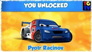 Disney Pixar Cars Fast as Lightning -  Pyotr Unlocked