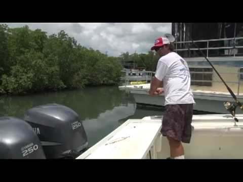 Rigging a Ballyhoo Weighted Trolling Bait