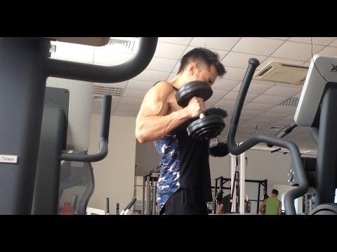 Rutina Para Aumentar Masa Muscular En El Torso Con Los