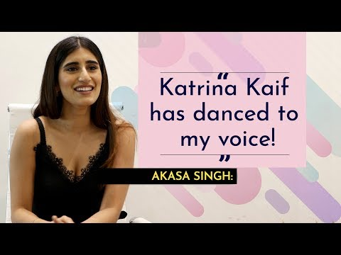 Akasa Singh: Neeti Mohan Is A Talented And Versatile Singer In Bollywood!