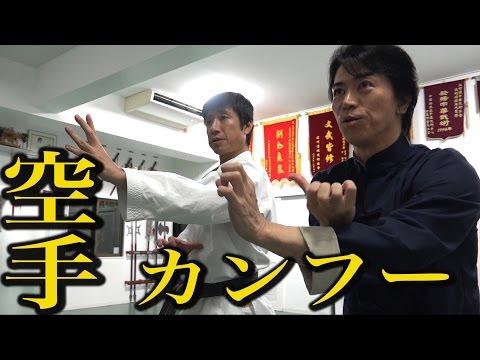 カンフー達人が本当に凄いのか体験してみた!Experience Kung-fu master technique