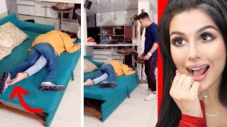 FUNNIEST BOYFRIEND - GIRLFRIEND PRANKS