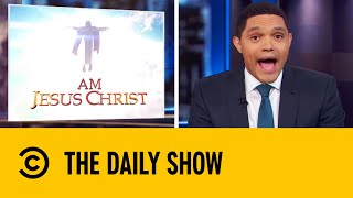 You Can Now Play As Jesus In New Video Game | The Daily Show With Trevor Noah