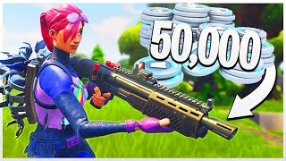 Fortnite's NEW 50,000 VBucks Competitive Limited Time Mode! - PS4 Fortnite Competitive