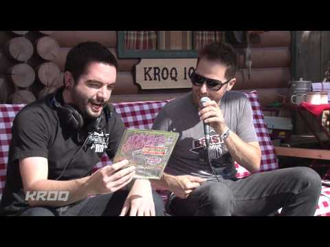 Stryker Interviews ADTR at the KROQ Weenie Roast 2011 Music Videos