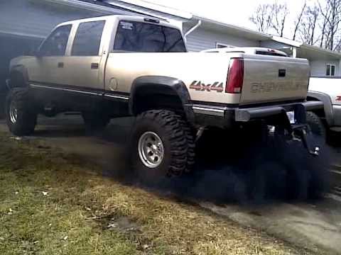 2000 Chevy Crew Cab Lifted 2000 Chevy Crew Cab With 12