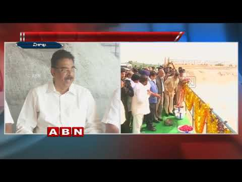 BJP MP Haribabu Speaks To Media Over Nitin Gadkari Polavaram Project Visit
