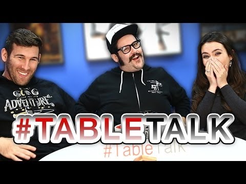 You Can't Unwatch This #TableTalk