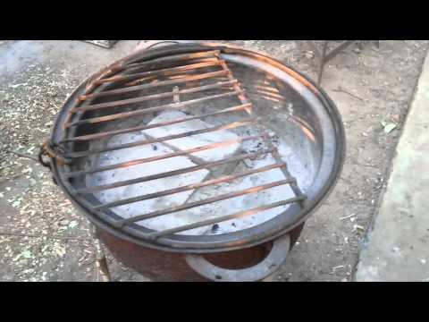 мангал своими руками / barbecue, grill
