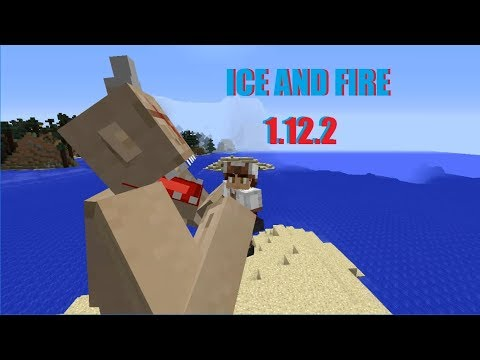 Ciclopes en Minecraft! - Ice and Fire 1.12.2 - Mod Review