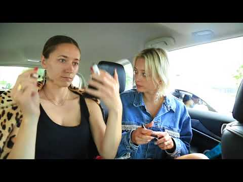 Riding In Cars With Girls: Caroline And Alexandra Vreeland