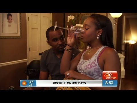 Sunrise - Bobbi Kristina's reality TV show