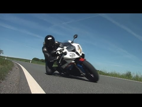 Kawasaki ZX-10R vs. BMW S1000 RR Road Race Germany