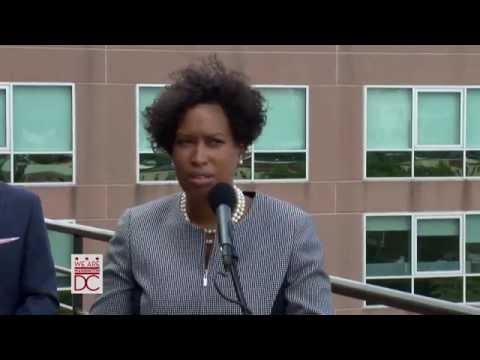 Green Energy Press Conference 8/12/15