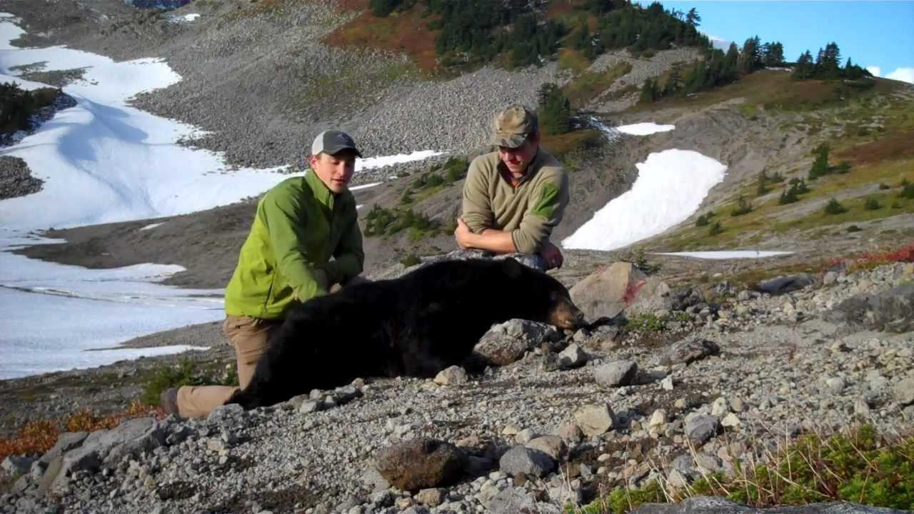 Daniel 39 S Mt Baker Wilderness Washington State Black
