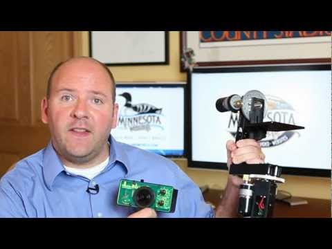 Review of ServoCity MPT1100-SS Pan and Tilt Video Head System