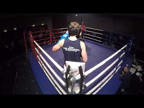 Wolverhampton | Ultra White Collar Boxing | Ant Smyth VS Tom Clements