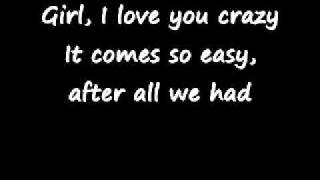 Easton Corbin i cant love you back lyrics