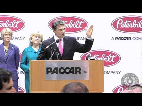 Gov. Perry: Texas Continues to Lead the Nation in Energy Production