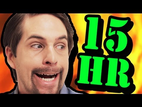 15 Hour Energy! video