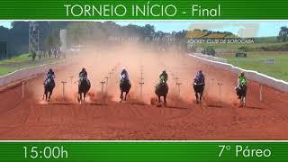 15:00 - GP JOCKEY CLUB DE SOROCABA - Final - 7° Páreo