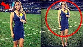 LIVE TV पर रिकॉर्ड शर्मनाक गलतिया || EMBARRASSING MOMENTS Caught On Live TV