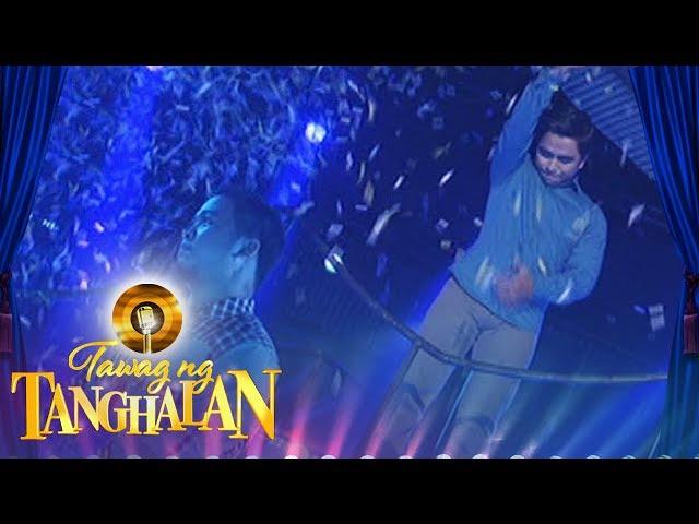 Tawag ng Tanghalan: Joel Delalamon wins his 2nd championship!