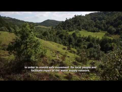 Back to the surface: Landmines in Bosnia and Herzegovina
