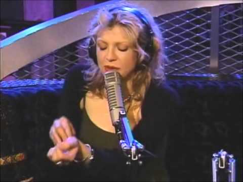 Courtney Love talks about the film Kurt & Courtney in 1998