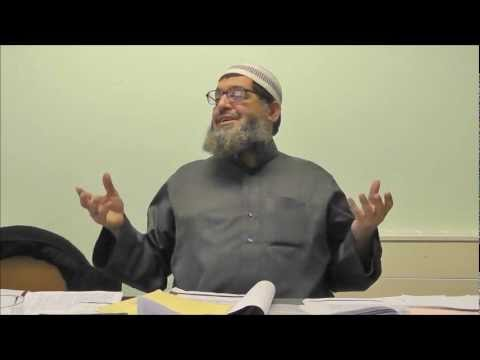 Diseases of the Hearts &amp; it's Cures - Shaykh Dr. Khalid Fikri - PART 1
