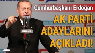 AK Parti Belediye Başkan Adayları Açıklandı   2019 Yerel Seçimler