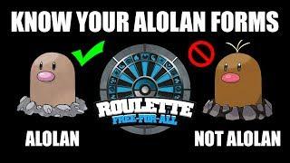 THE WRONG POKÉMON.. (Pokémon RFFA)