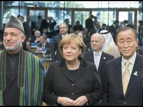 At Bonn conference, UN pledges support to help Afghans achieve peace and development.mov