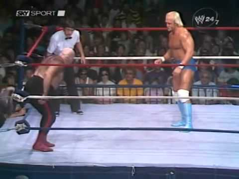 Hulk Hogan V George the Animal Steele