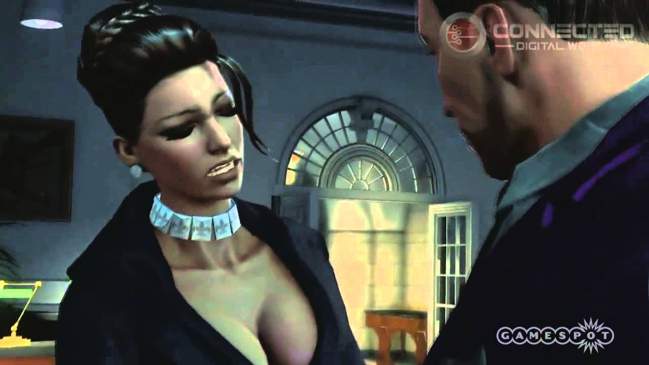 What Shaundi says in Mission 2 of Saints Row IV - YouTube