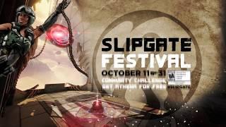 Quake Champions - Slipgate Festival Event - October 11-31