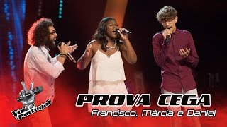 "Francisco, Márcia e Daniel - ""I Am Not The Only One"" 