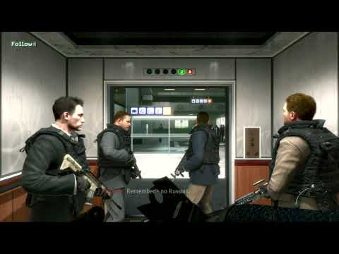 Lens of Truth: Modern Warfare 2 - &quot;No Russian&quot; Airport Mission