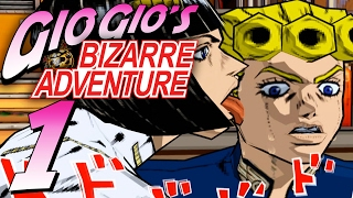 GioGio's Bizarre Adventure: Golden Wind Part 1