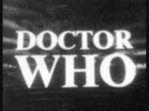 Doctor Who Theme Tune 1963-1969 by Ron Grainer and Delia Derbyshire