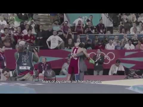Azerbaijan Wrestling Olympic 2012