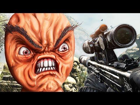 COD Ghosts HILARIOUS Killcams - EPIC Noob Tube, Worlds Longest No Scope (Call of Duty Killcams)