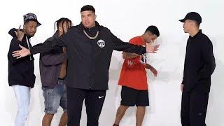 Sos, Peu, L7NNON, Chris, DoisT - Meus Manos #1 (Official Music Video)