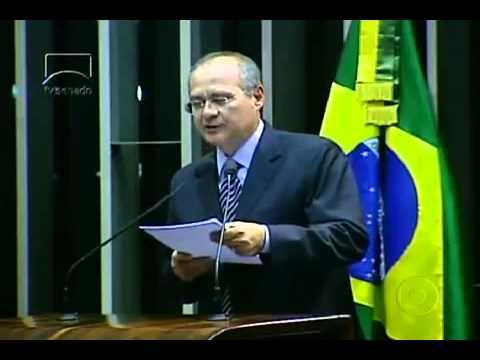 Senador chama Renan Calheiros de