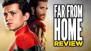 Spider-Man: Far From Home Review [SPOILERS]