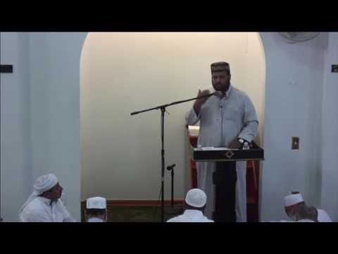 Brother Jameel Shareef- Jummah on 6/27/14