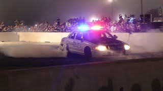 Crazy Drivers DESTROY Their Cars In BURNOUT CONTEST! (Cleetus and Cars 2019)