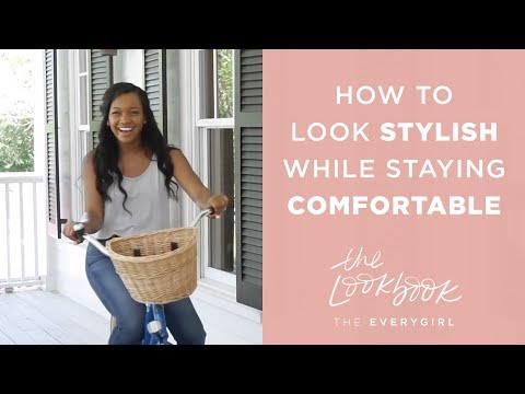 How to Look Stylish in the Most Comfortable Way Possible  •  The Lookbook