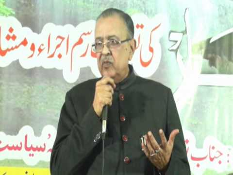 We are forgetting our Culture: Zahid Ali khan